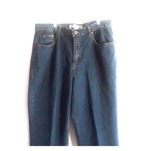 Venezia Boot Cut Jeans Size 18 Tall.